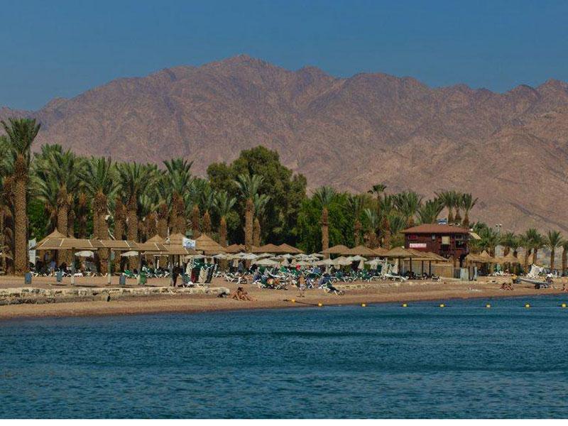 Badeurlaub in Israel - Strandurlaub im Heiligen Land