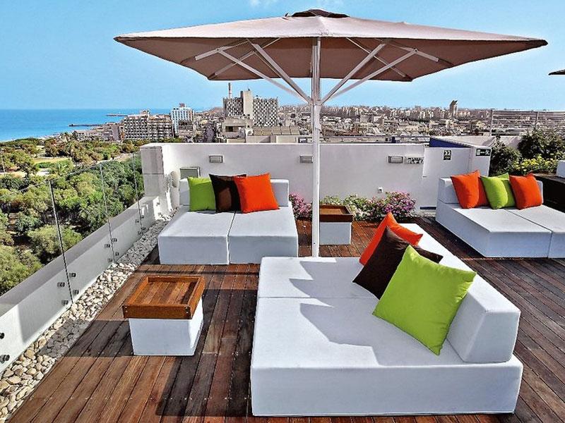 Hotel Melody in Tel Aviv