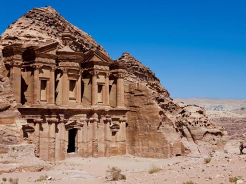 petra jordanien