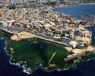 Schöne Schiffsreise von Haifa nach Akko